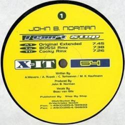John B. Norman – I Can't Stop