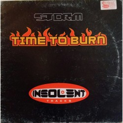 Storm ‎– Time To Burn