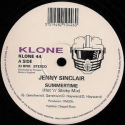 Jenny Sinclair – Summertime