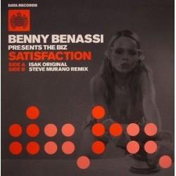 Benny Benassi Presents The Biz – Satisfaction