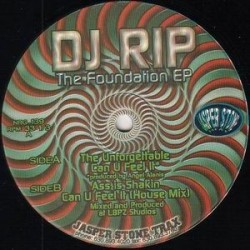 DJ Rip ‎– The Foundation EP