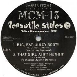 MCM 13 – Versatile Styles Volume 2 EP