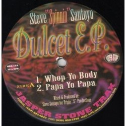 Steve Spinnin Santoyo – The Dulcet EP
