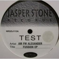AM/FM Alexander – Fussion EP