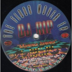 DJ Rip ‎– The Floor Mover EP