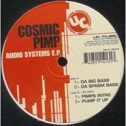 Cosmic Pimp ‎– Audio Systems EP