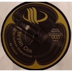 Bryan Cox – All Systems Underground