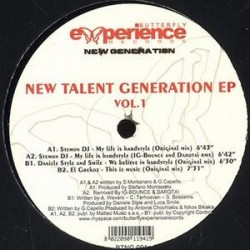 New Talent Generation EP Vol. 1