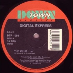 Digital Express – The Club (IMPORT)