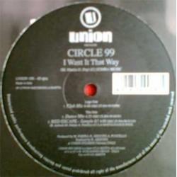 Circle 99 – I Want It That Way