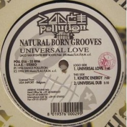 Natural Born Grooves ‎– Universal Love (DANCE POLLUTION)