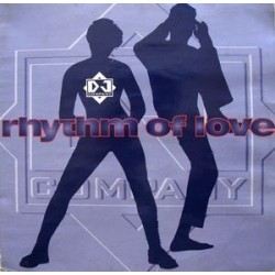 DJ Company ‎– Rhythm Of Love