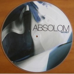 Absolom - Secret(PICTURE DISC,COPIA UNICA NUEVA¡¡¡¡)