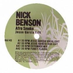 Nick Benson – Afro Smoke