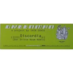 Greenman – Discordia