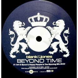 Blank & Jones ‎– Beyond Time (Remixes Jam & Spoon)