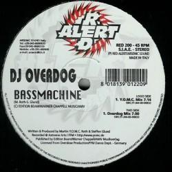 DJ Overdog – Bassmachine