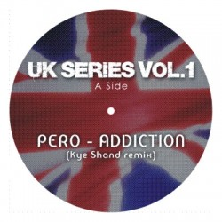 WHITE LABEL-UK TRACKS (INCLUYE TEMAZO KYE SHAND¡¡)