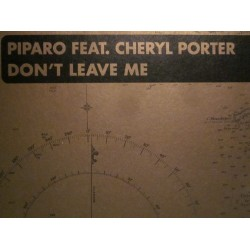 Piparo Feat. Cheryl Porter – Don't Leave Me