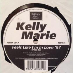 Kelly Marie – Feels Like I'm In Love '97
