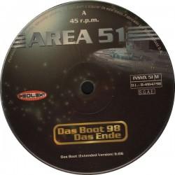 Area 51 – Das Boot 98 / Das Ende