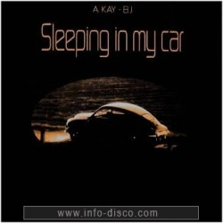 A Kay BJ - Sleeping In My Car(2 MANO,COPIA MAX MUSIC¡¡)
