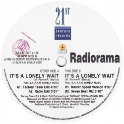 Radiorama – It's A Lonely Wait