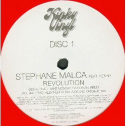 Stephane Malca – Revolution