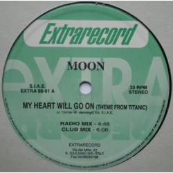 Moon ‎– My Heart Will Go On (Theme From Titanic)