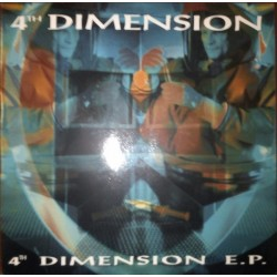 4th Dimension ‎– 4th Dimension EP