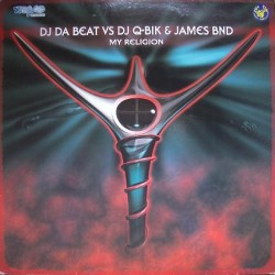 DJ Da Beat vs. DJ Q-Bik & James BND - My Religion (TEMAZO COLISEUM¡¡)