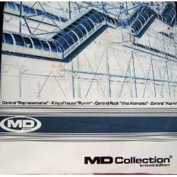 Various - MD Collection 2(INCLUYE CONTROL-REPRESENTATIVE & ZENTRAL-ALARM¡)