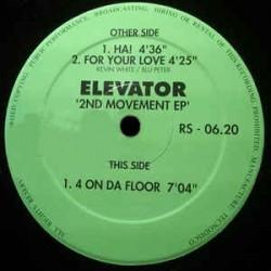 Elevator – 2nd Movement EP