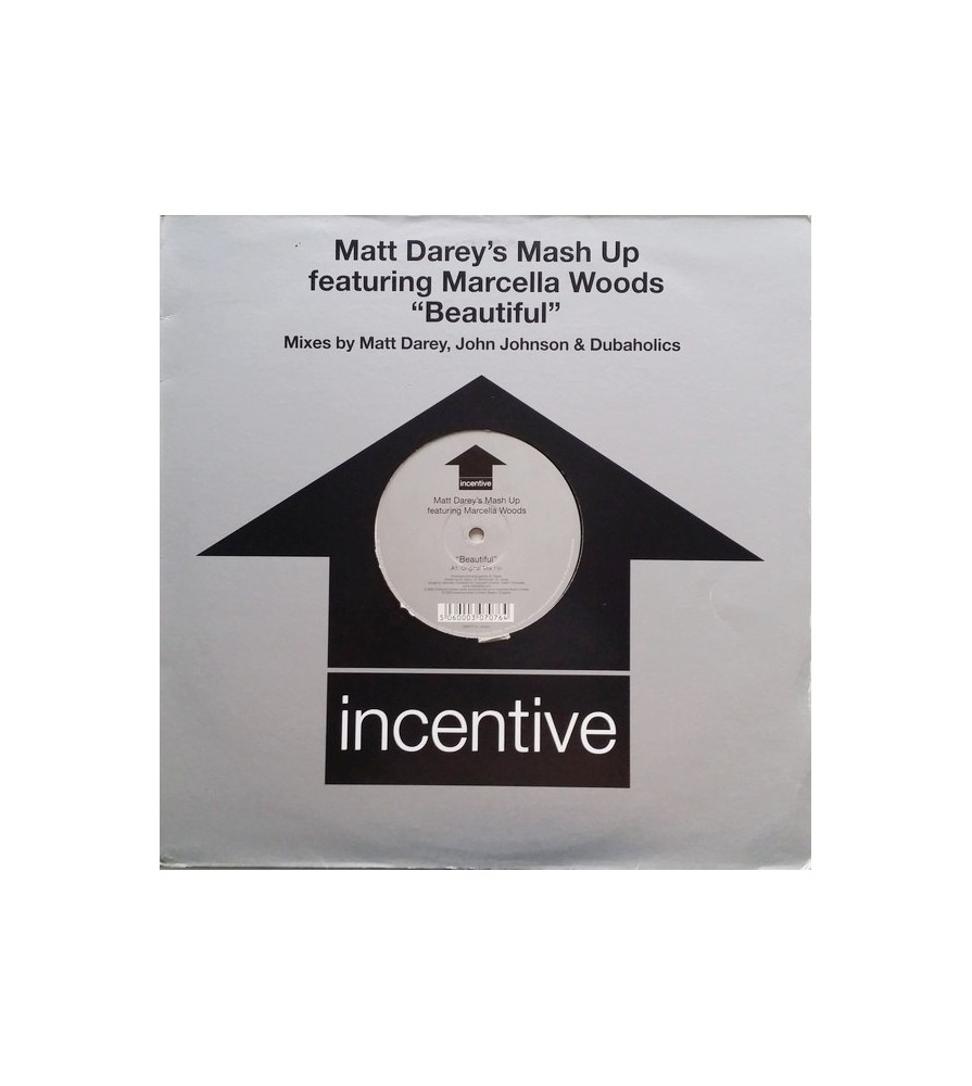 Matt Darey's Mash Up featuring Marcella Woods – Beautiful