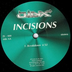 Incisions ‎– Substance