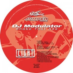 DJ Modulator - Shake That Ass(CLÁSICO COLISEUM 2002¡¡)