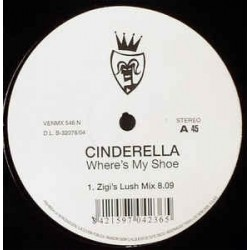 Cinderella ‎– Where's My Shoe