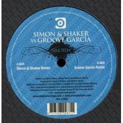 Simon & Shaker vs Groove Garcia – Soultech