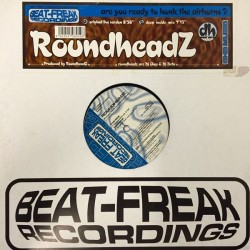 Roundheadz ‎– Are You Ready To Honk The Airhorns