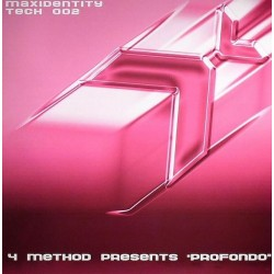 4 Method Presents Profondo ‎– Grooving House