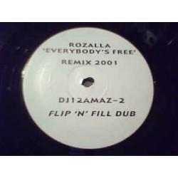 Rozalla – Everybody's Free (Remix 2001)