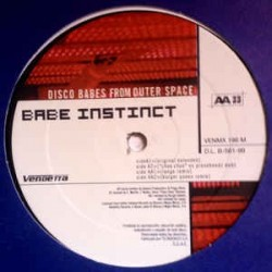 Babe Instinct ‎– Disco Babes From Outer Space
