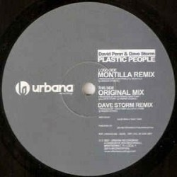 David Penn & Dave Storm ‎– Plastic People