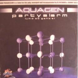 Aquagen - Partyalarm (OTRO PELOTAZO CHOCOLATERO/ROCKOLERO¡¡)
