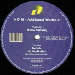 Vincent De Moor ‎– Additional Works III