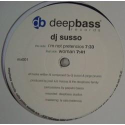 DJ Susso – I'm Not Pretencios
