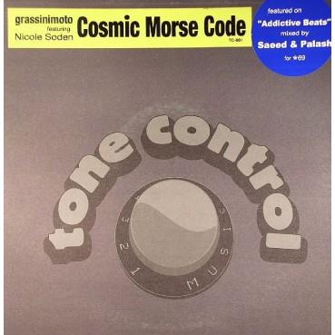 Grassinimoto – Cosmic Morse Code
