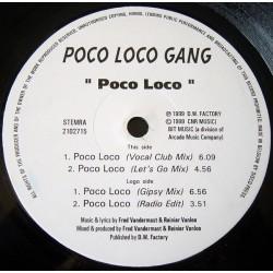Poco Loco Gang – Poco Loco (BIT MUSIC)