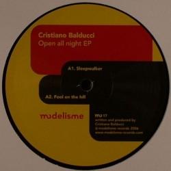 Cristiano Balducci – Open All Night EP