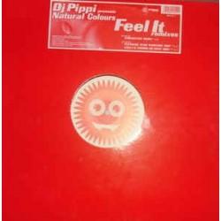 DJ Pippi Presents Natural Colours – Feel It (Remixes)